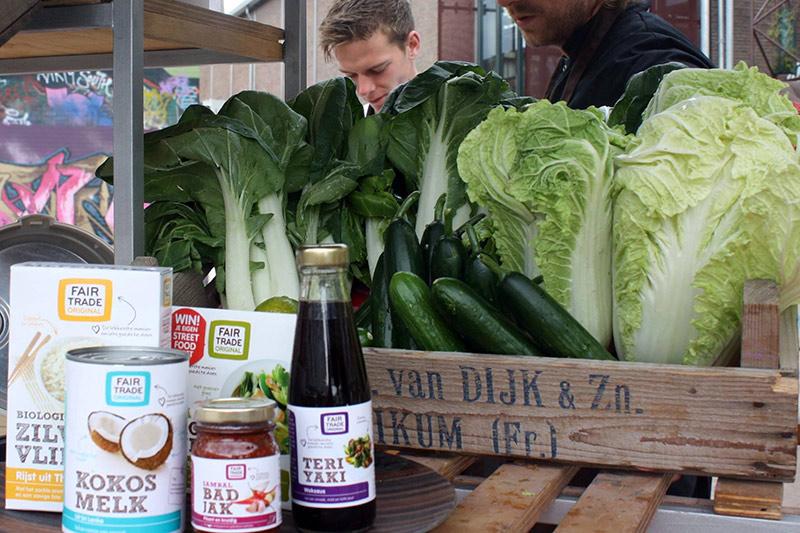 fairtrade lokale producten