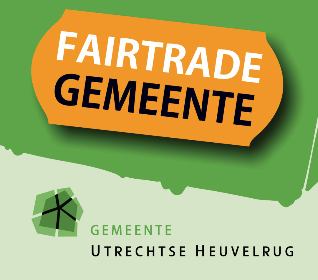 logo fairtrade gemeente utrechtse heuvelrug